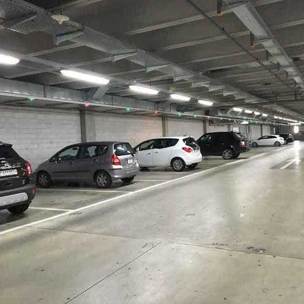 parking couvert aéroport Genève